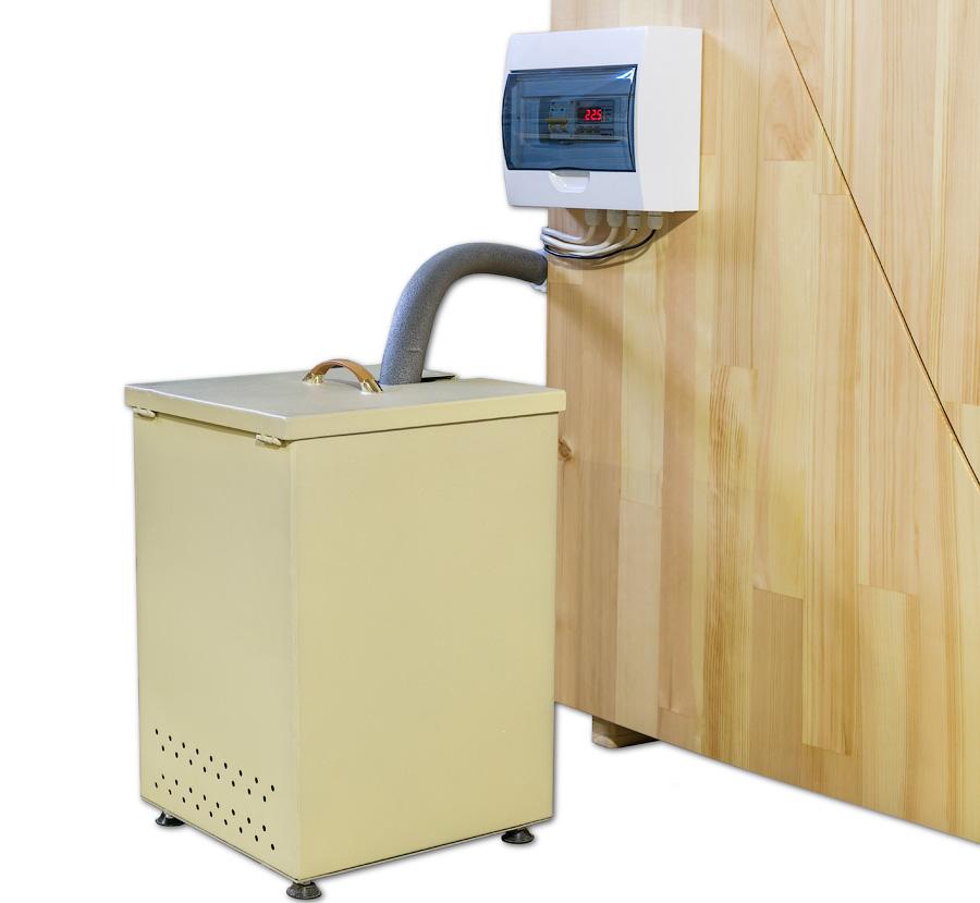 Парогенератор для фитобочек