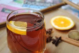 Аюрведический имбирный чай