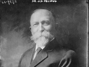 Доктор Джон Харви Келлог