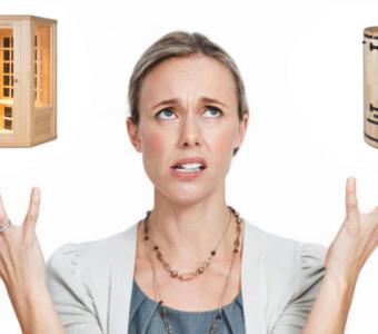 Что лучше – фитобочка или инфракрасная сауна? Сухое тепло или влажное тепло?