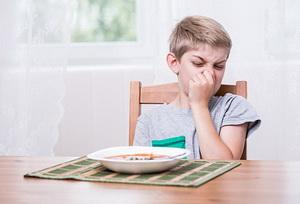 Ребенок не хочет это есть