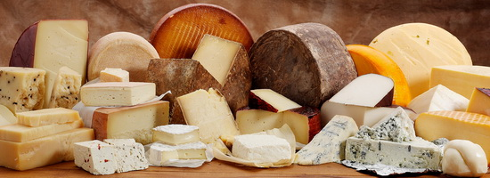 Бесконечное разнообразие сыров