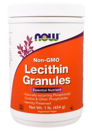 Лецитин гранулированный