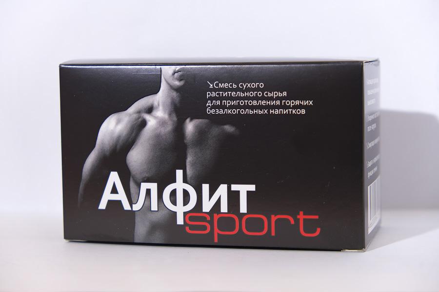 Фитосбор Алфит-Спорт