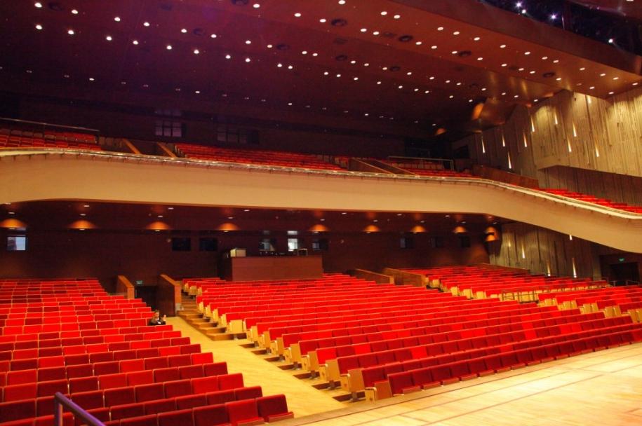Большой концертный зал Красноярск