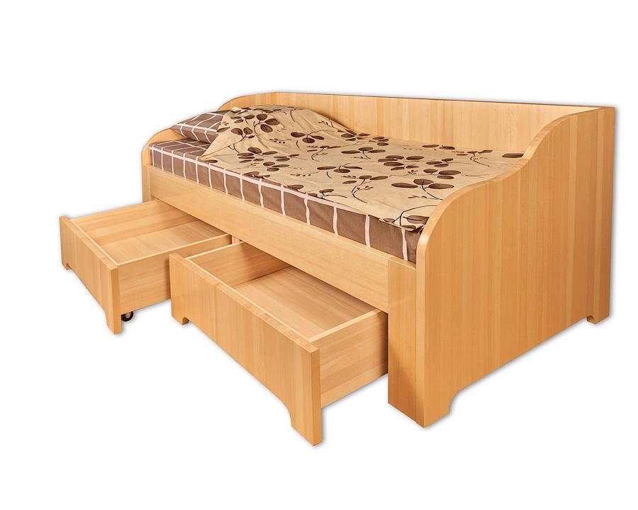 1спальная кровать из массива кедра
